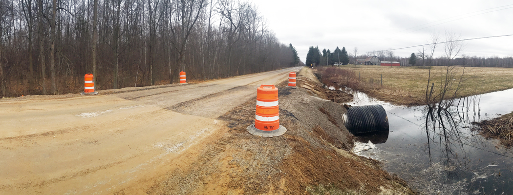 imgWaldo Road Emergency Culvert Replacement 2016